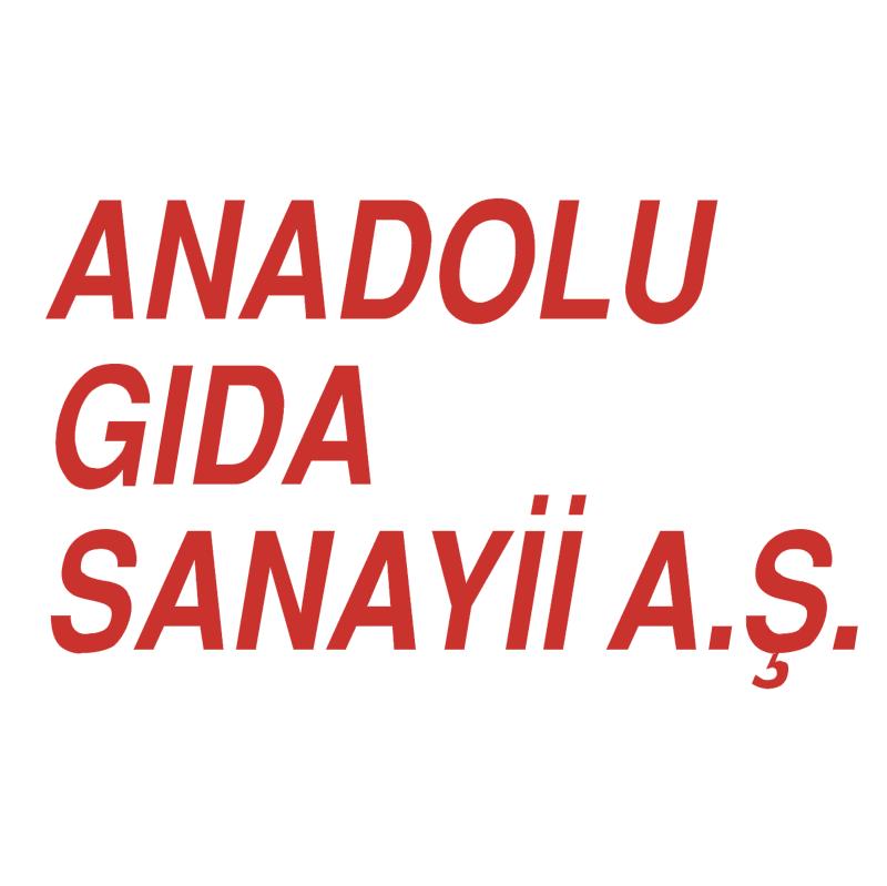 Anadolu Gida Sanayii vector