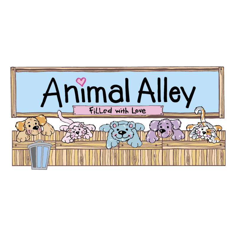 Animal Alley vector