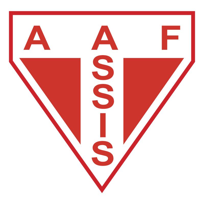 Associacao Atletica Ferroviaria de Assis SP 76167 vector