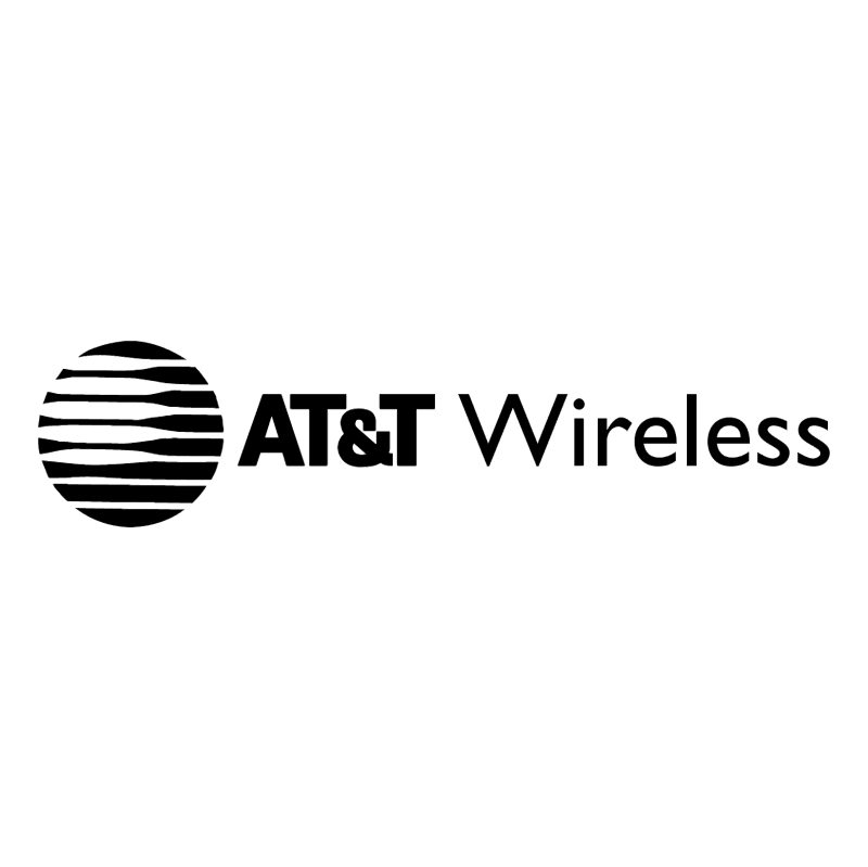 AT&T Wireless vector logo