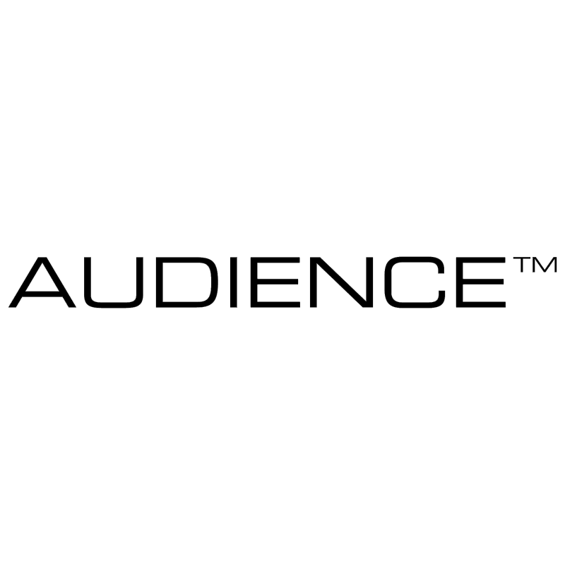Audience 9383 vector logo