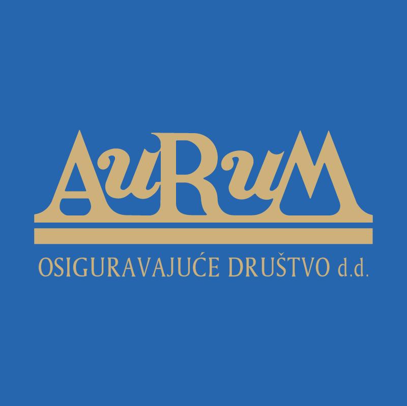 Aurum osiguranje vector