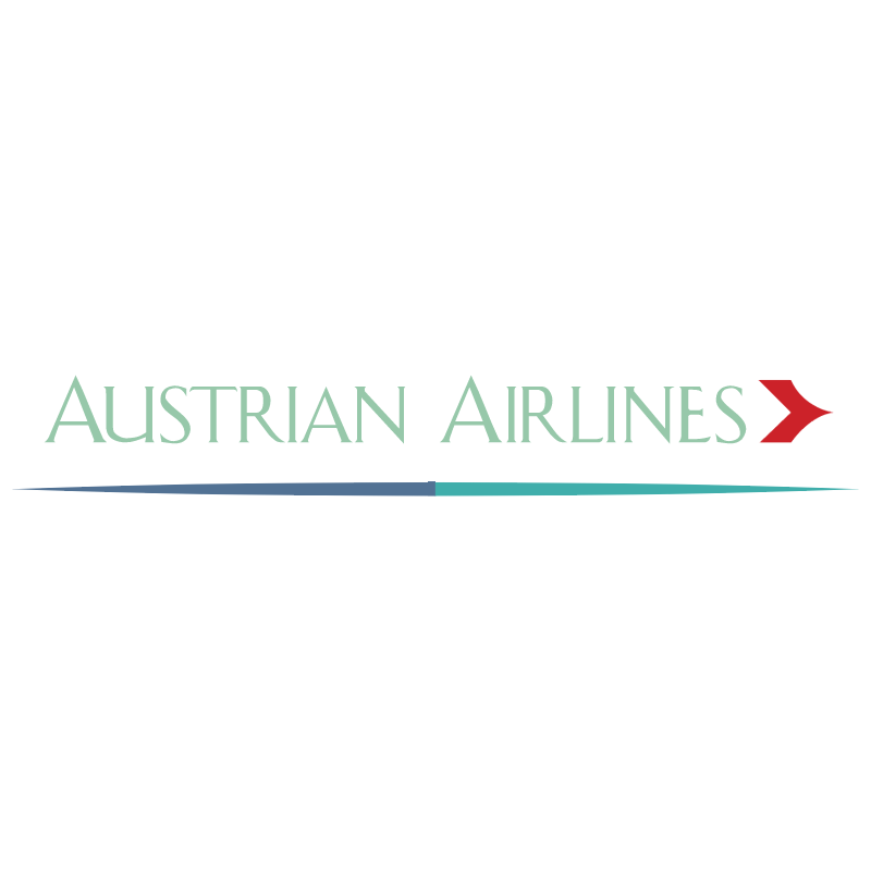 Austrian Airlines vector