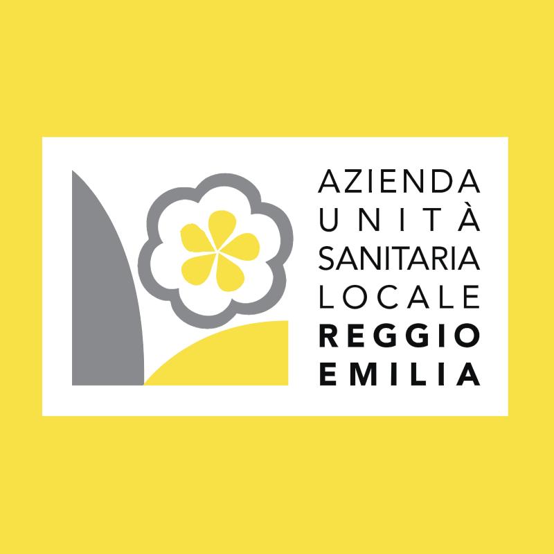 Azienda Unita Sanitaria Locale Reggio Emilia 40881 vector