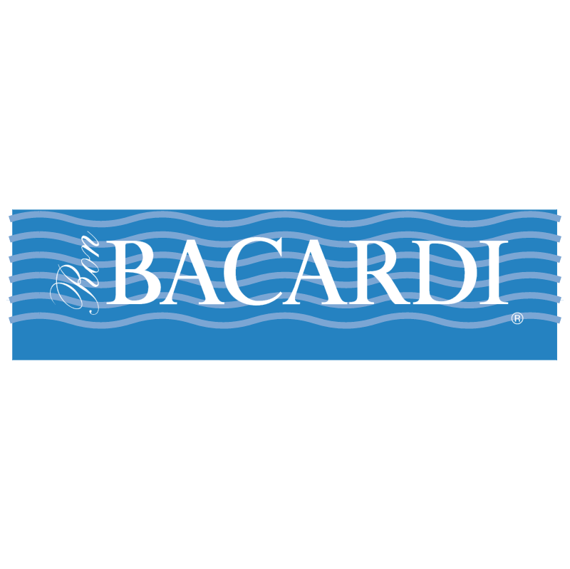 Bacardi 802 vector