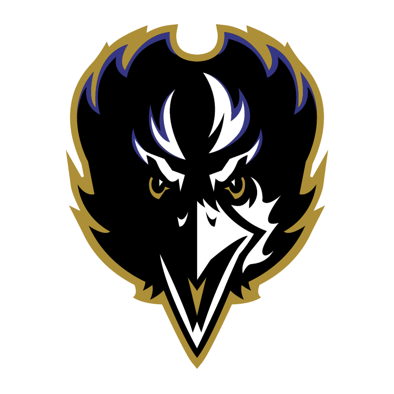 Baltimore Ravens 43085 vector