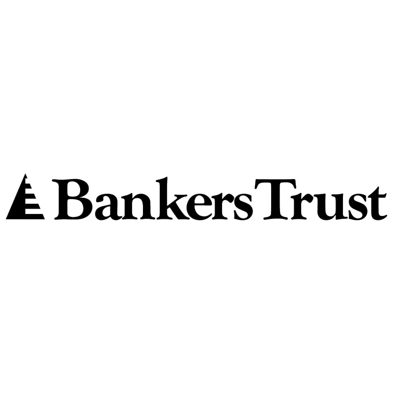 Bankers Trust vector