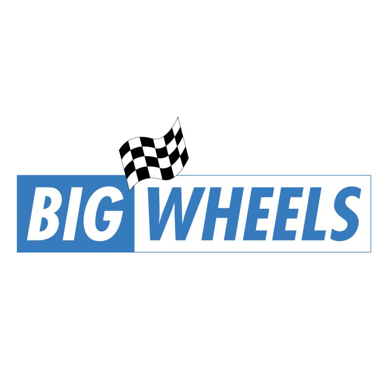 Big Wheels 69718 vector logo