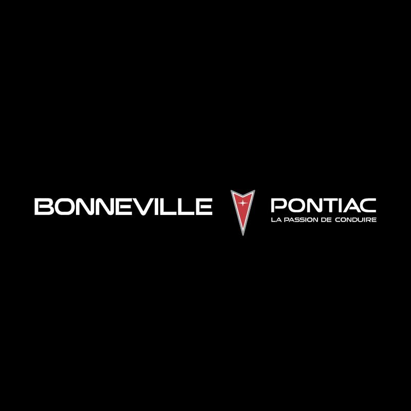 Bonneville 81449 vector