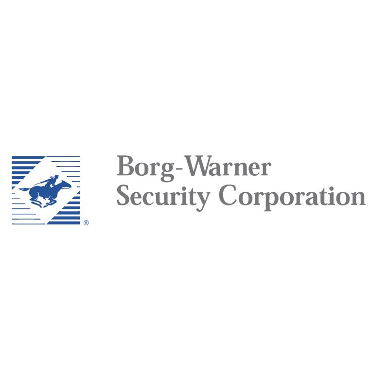 Borg Warner Security Corporation vector