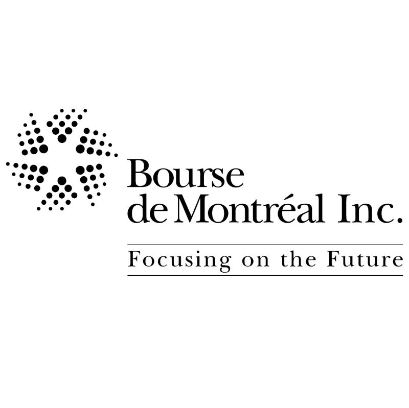 Bourse de Montreal vector