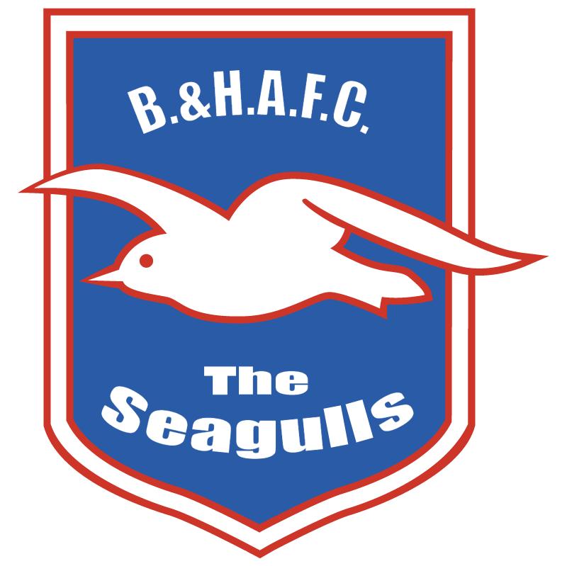 Brighton Hove AFC 7849 vector