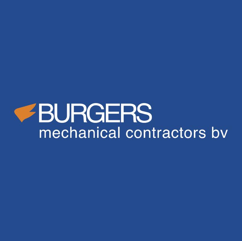 Burgers Mechanical Contractors 53022 vector