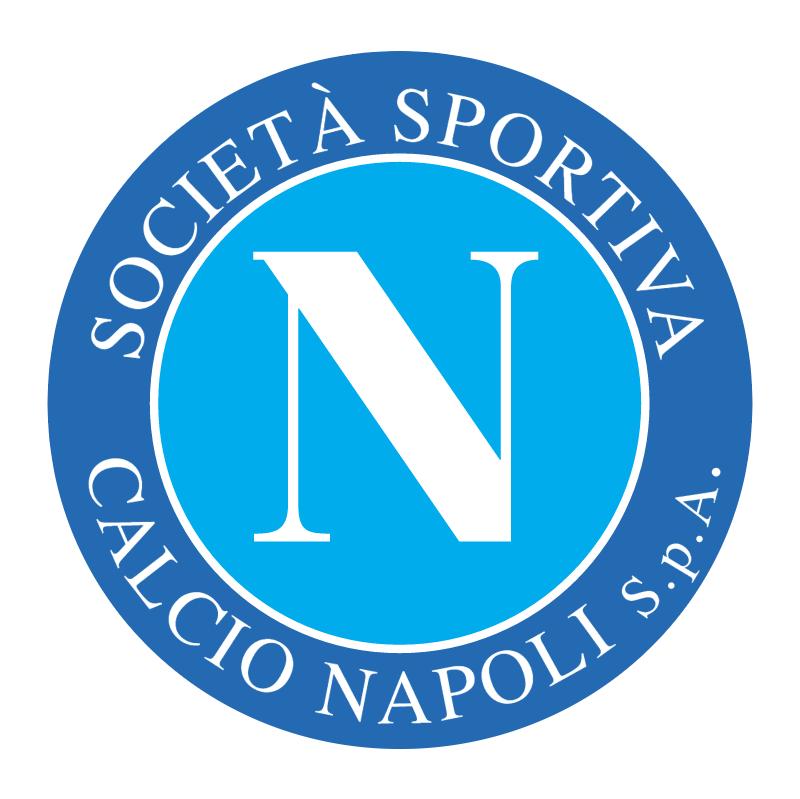 Calcio Napoli vector