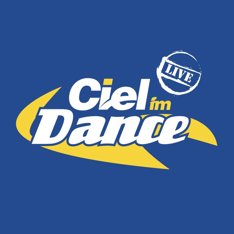 Ciel fm Dance vector