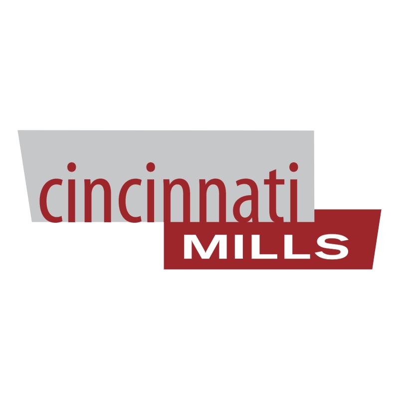 Cincinnati Mills vector