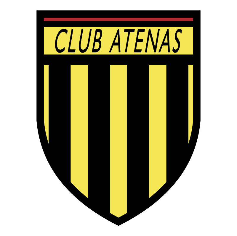 Club Atenas Pocito de Pocito vector