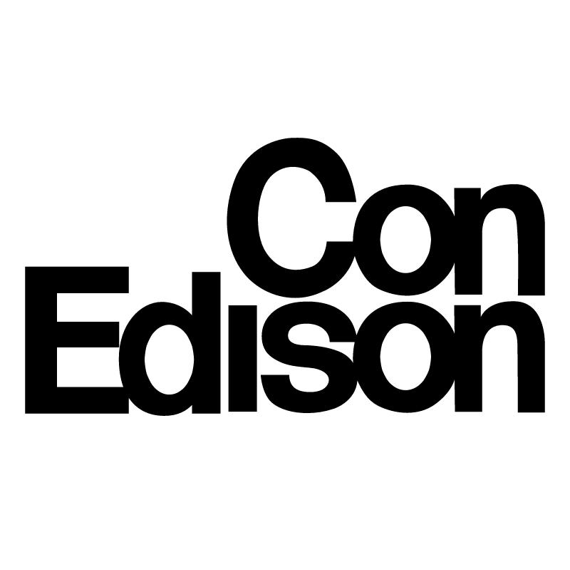 Con Edison vector