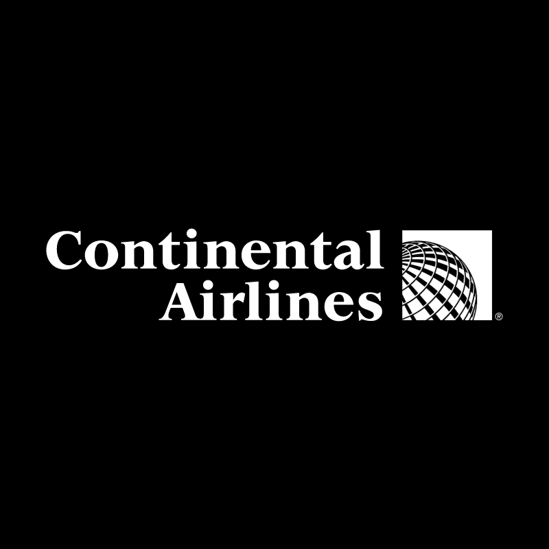 Continental Airlines vector