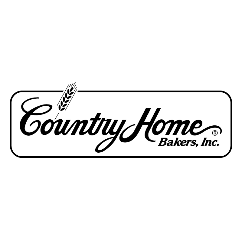 Country Home Bakers vector