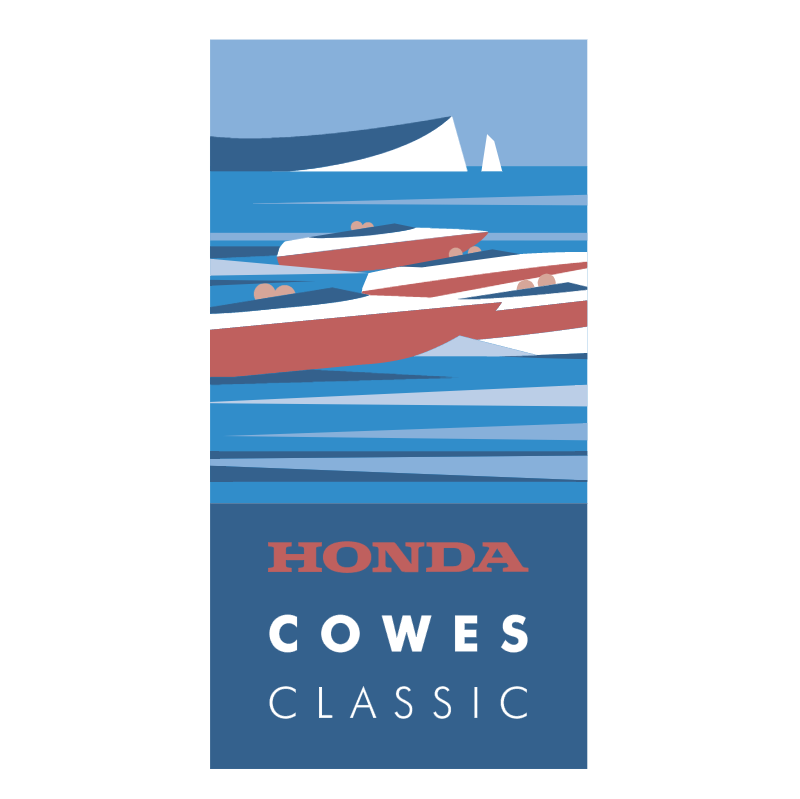 Cowes Classic vector