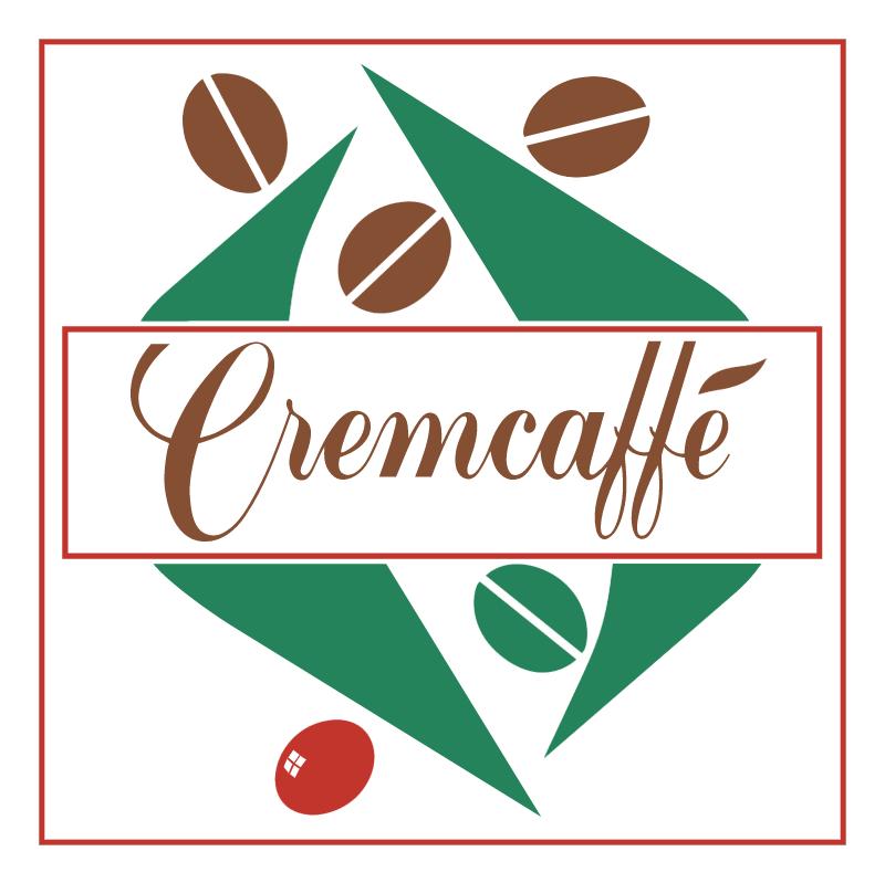 Cremcaffe vector logo