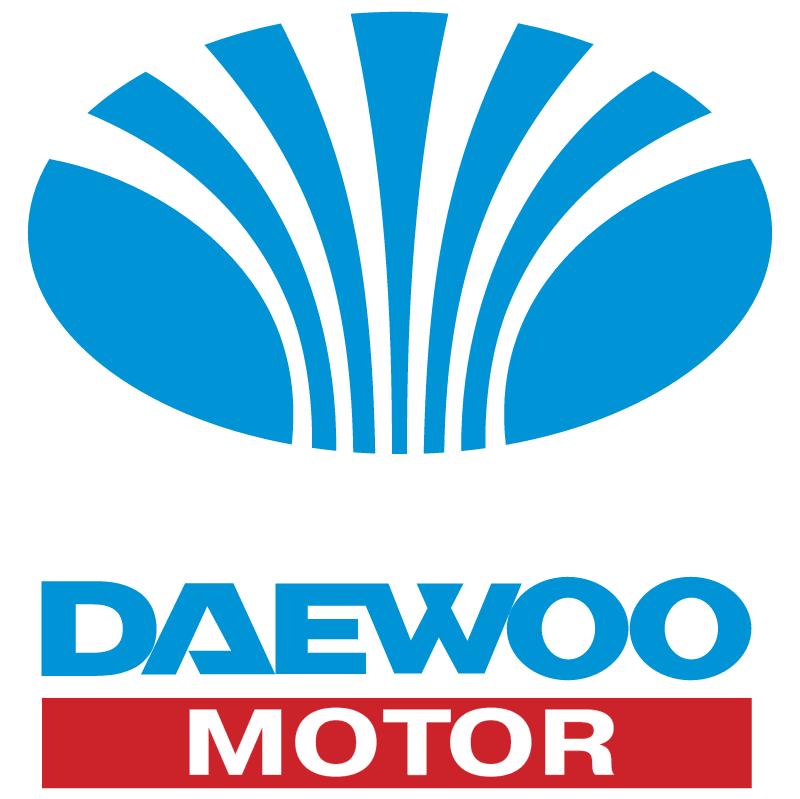 Daewoo Motor vector logo