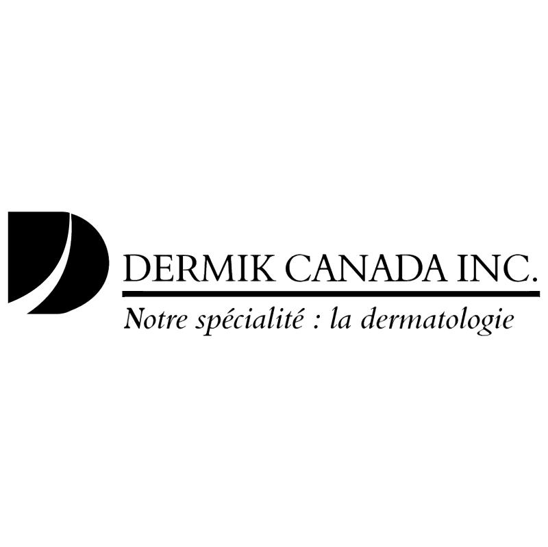 Dermik Canada vector