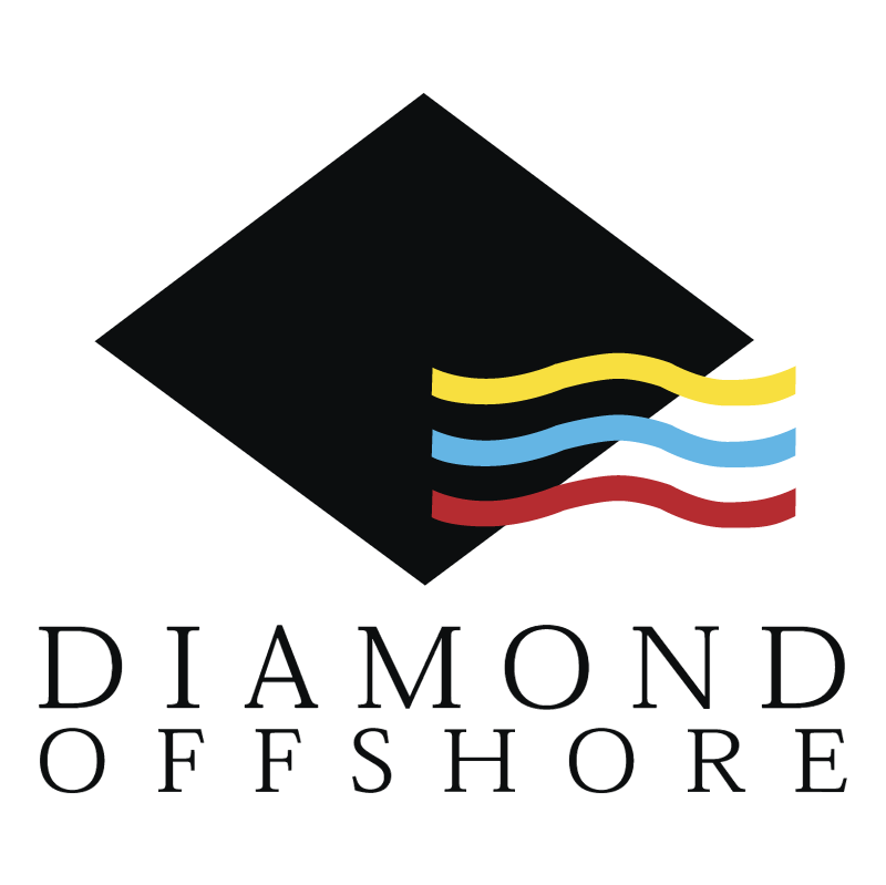 Diamond Offshore vector logo