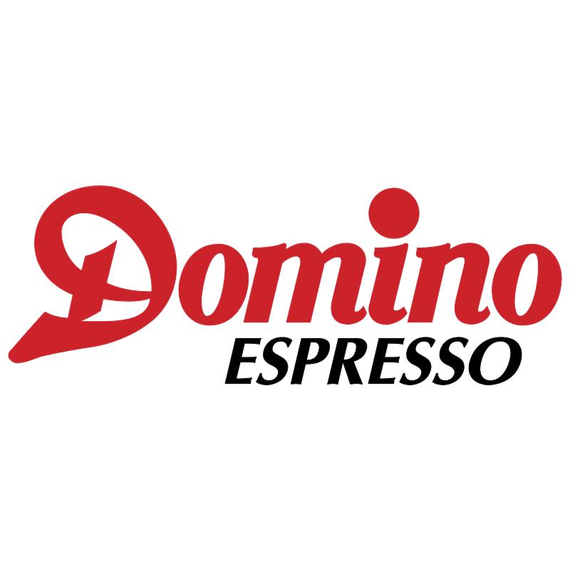Domino Espresso vector