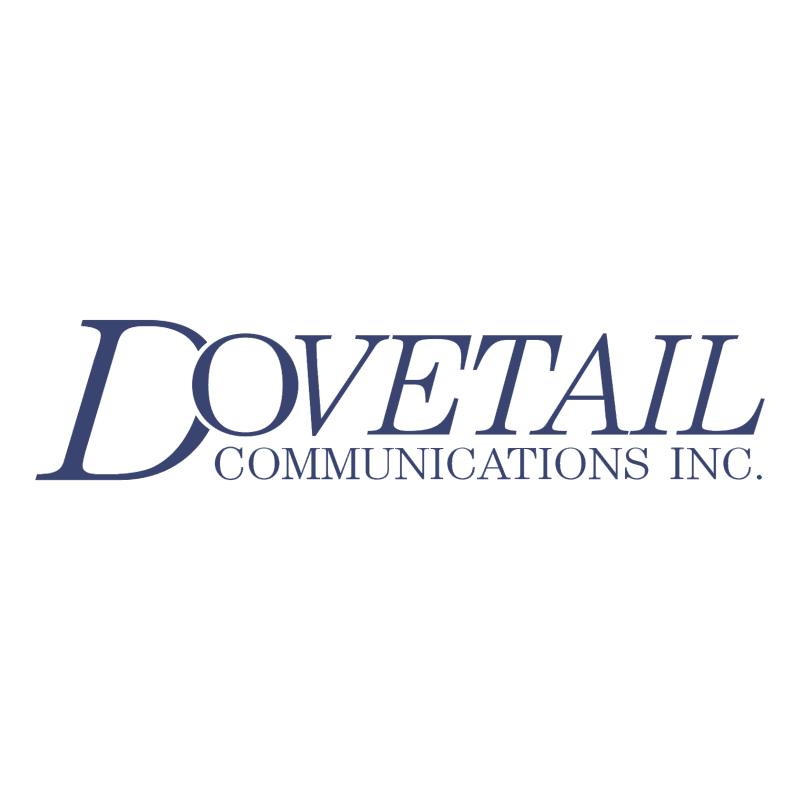 Dovetail Communications vector