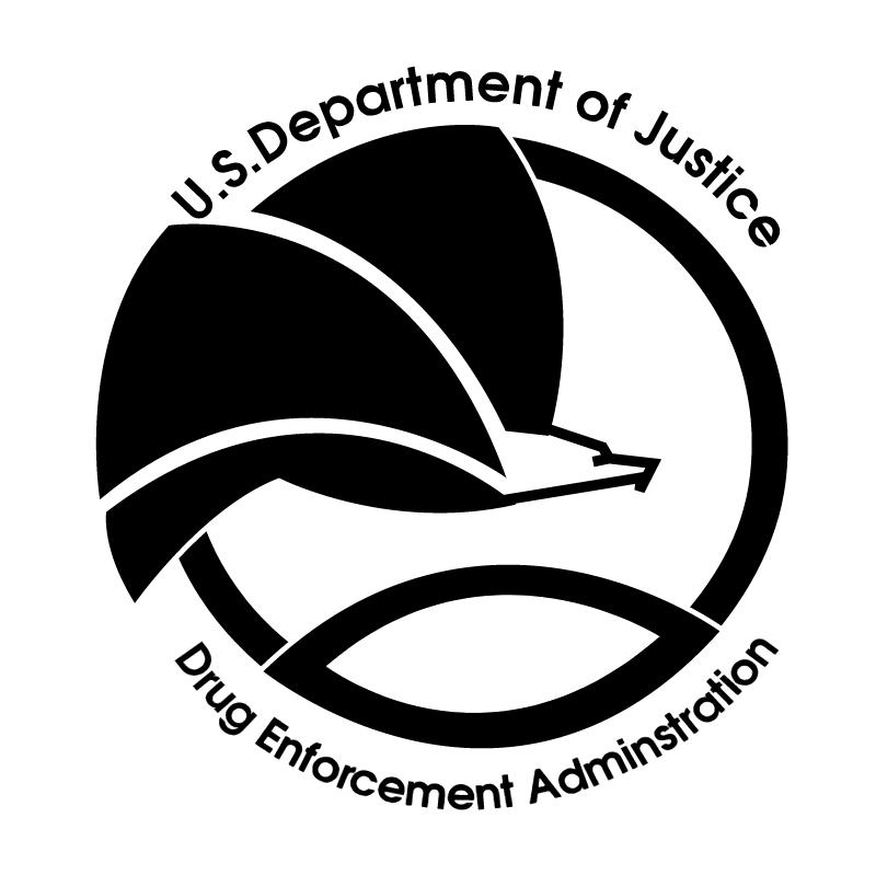 Drug Enforcement Administration vector logo