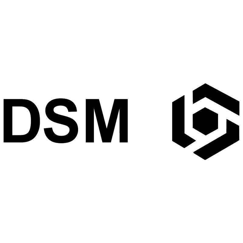 DSM vector logo