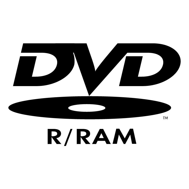 DVD R RAM vector