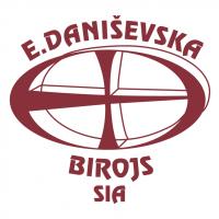 E Danisevska Birojs vector