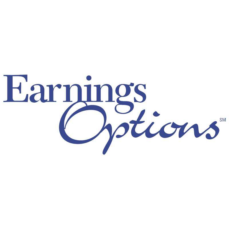 Earnings Options vector