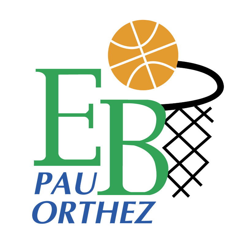 EB Pau Orthez vector logo