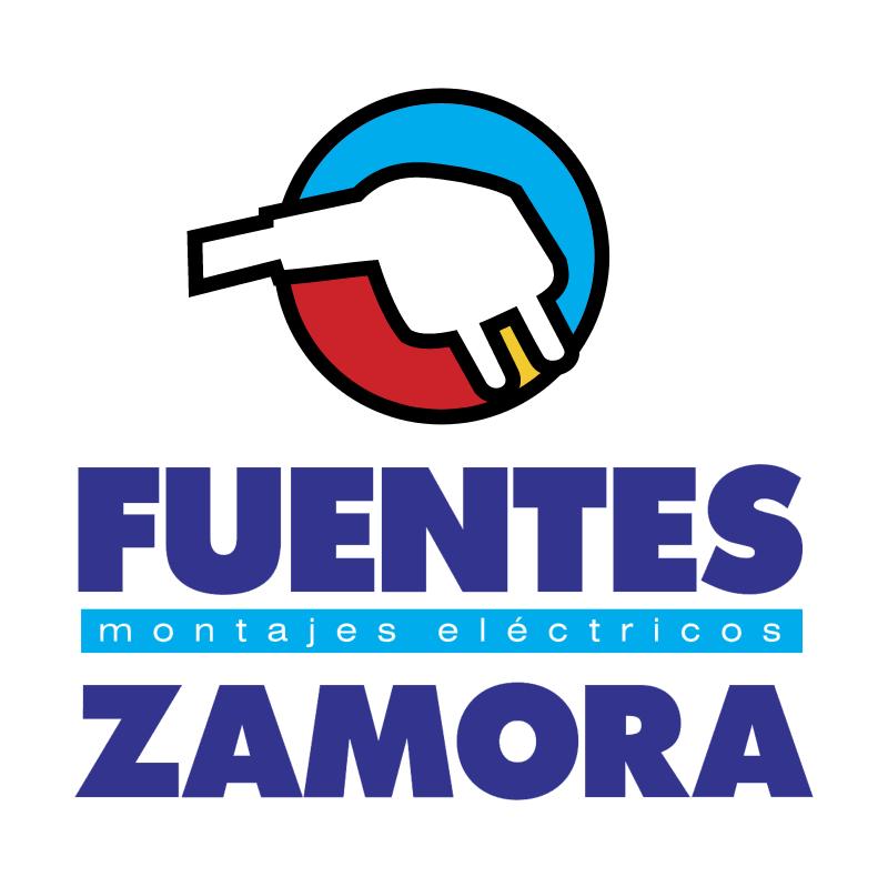 Electricidad Fuentes Zamora vector