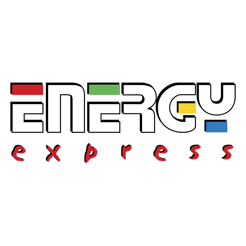 Energy Express vector