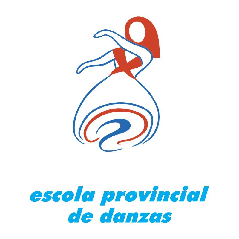 Escola Provincial de Danzas vector