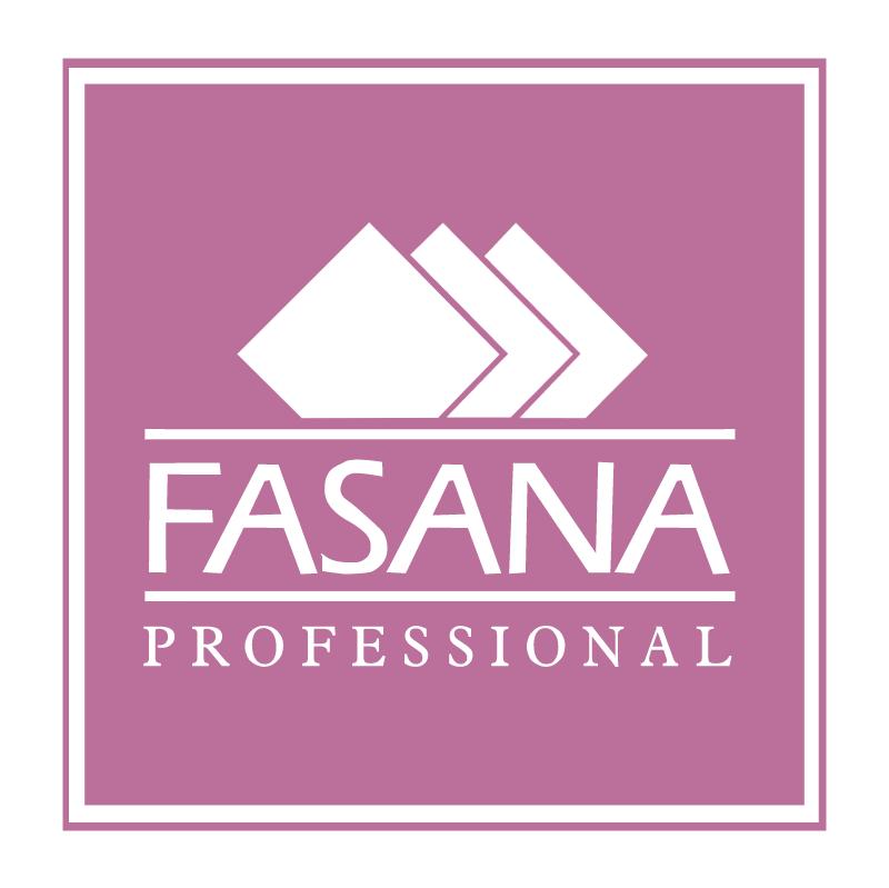 Fasana Professional vector