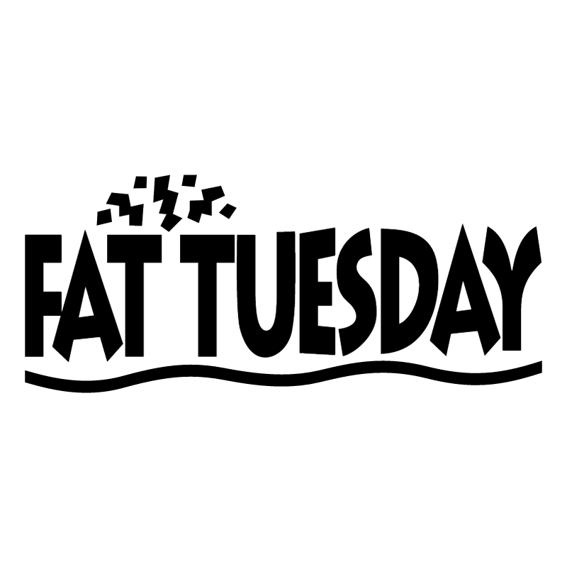 Fat Tuesday vector