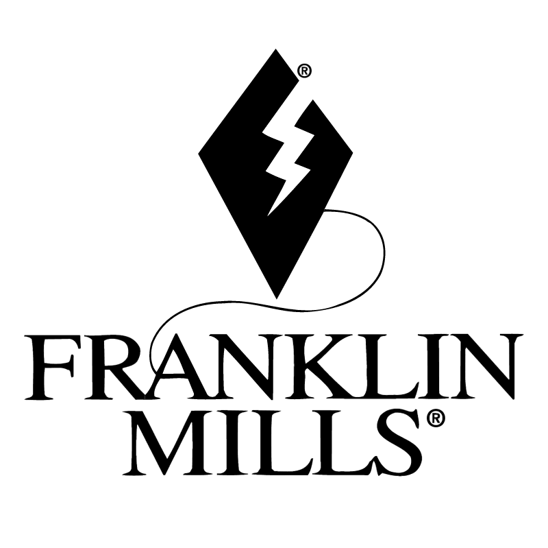 Franklin Mills vector logo