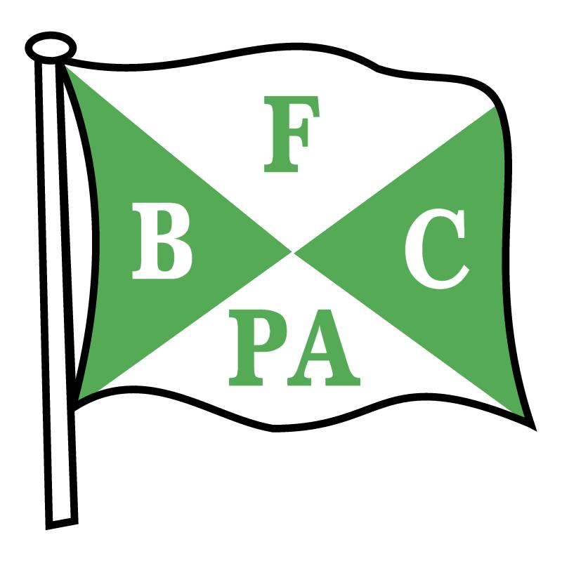 Fussball Club Porto Alegre de Porto Alegre RS vector