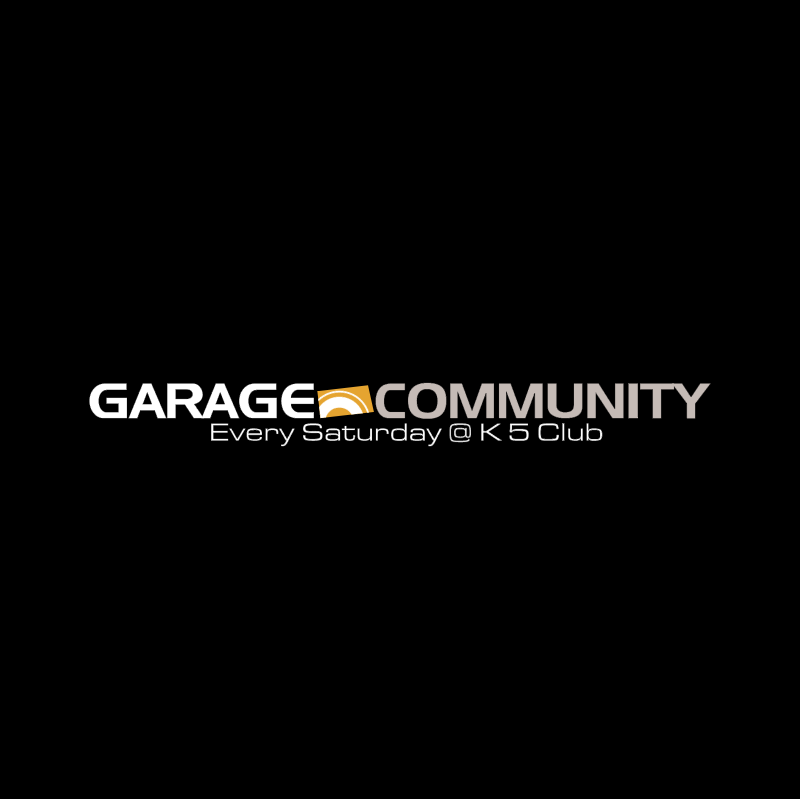Garage Community vector