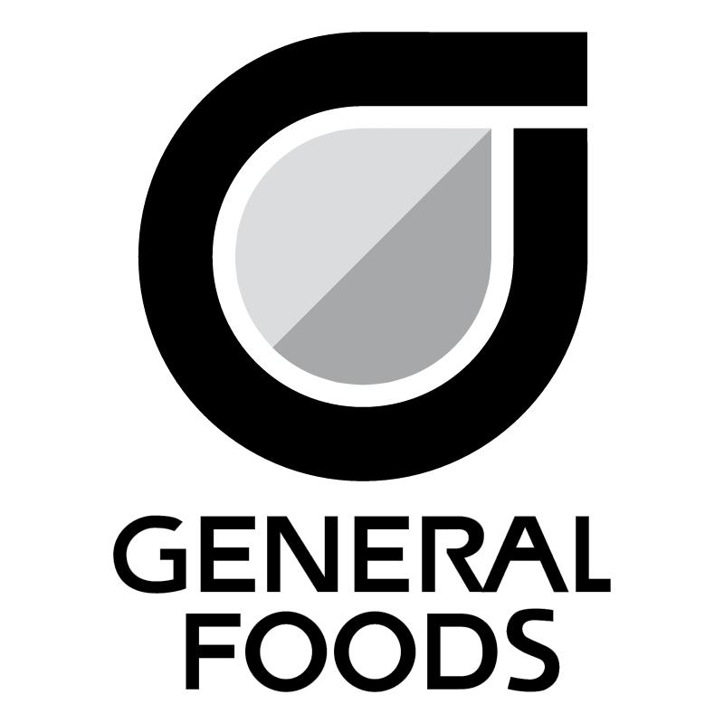 General Foods vector