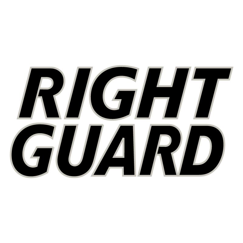 Gillette Right Guard vector