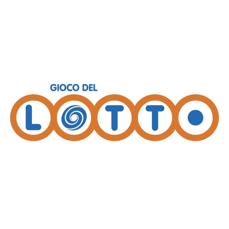 Gioco del Lotto vector logo