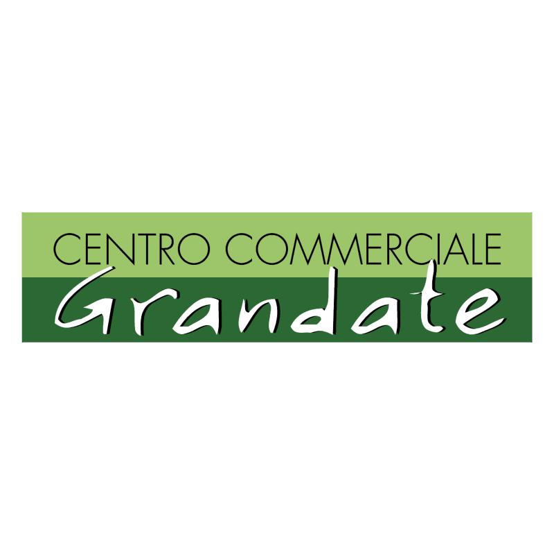 Grandate Centro Commerciale vector