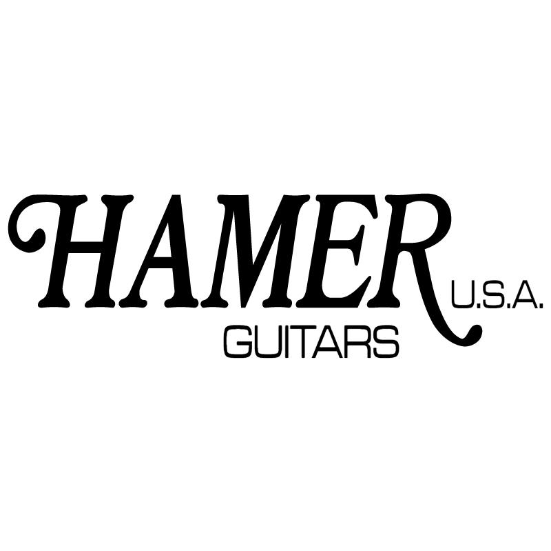 Hamer Guitars vector